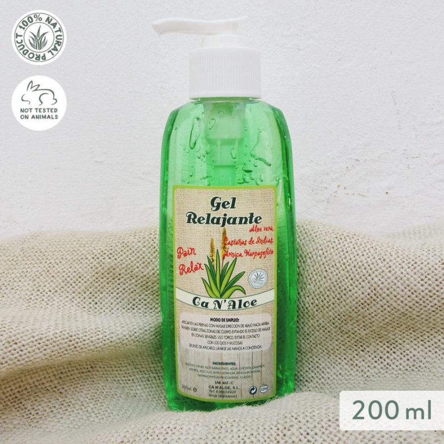 RELAXING GEL Aloe vera