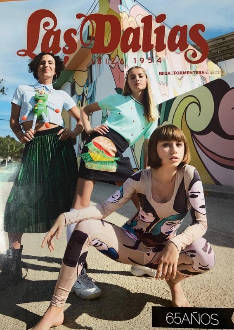 Las Dalias Ibiza y Formentera Magazine 2019