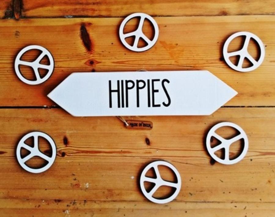 "Flecha ""Hippies"""