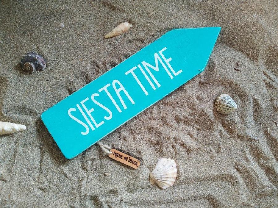 "Flecha ""Siesta Time"""