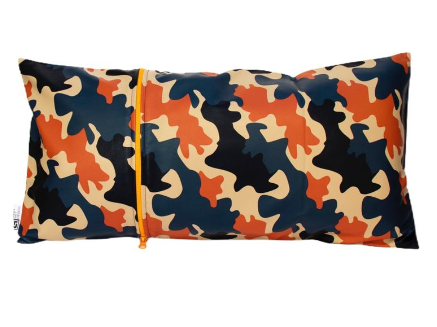 Guerrilla Army cushion