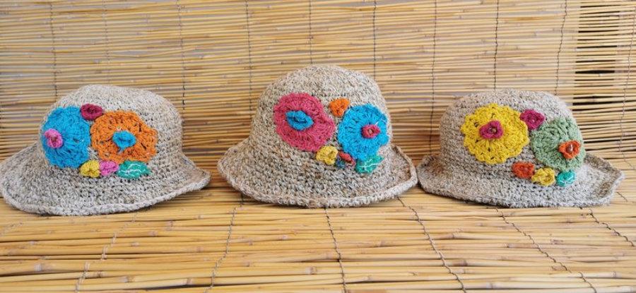 sombrero flor