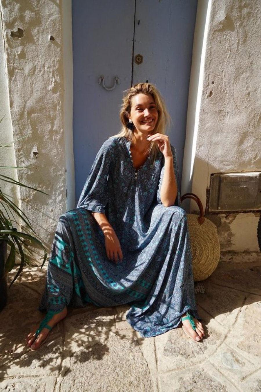 VINTAGE BLUE Sweetdreams ibiza