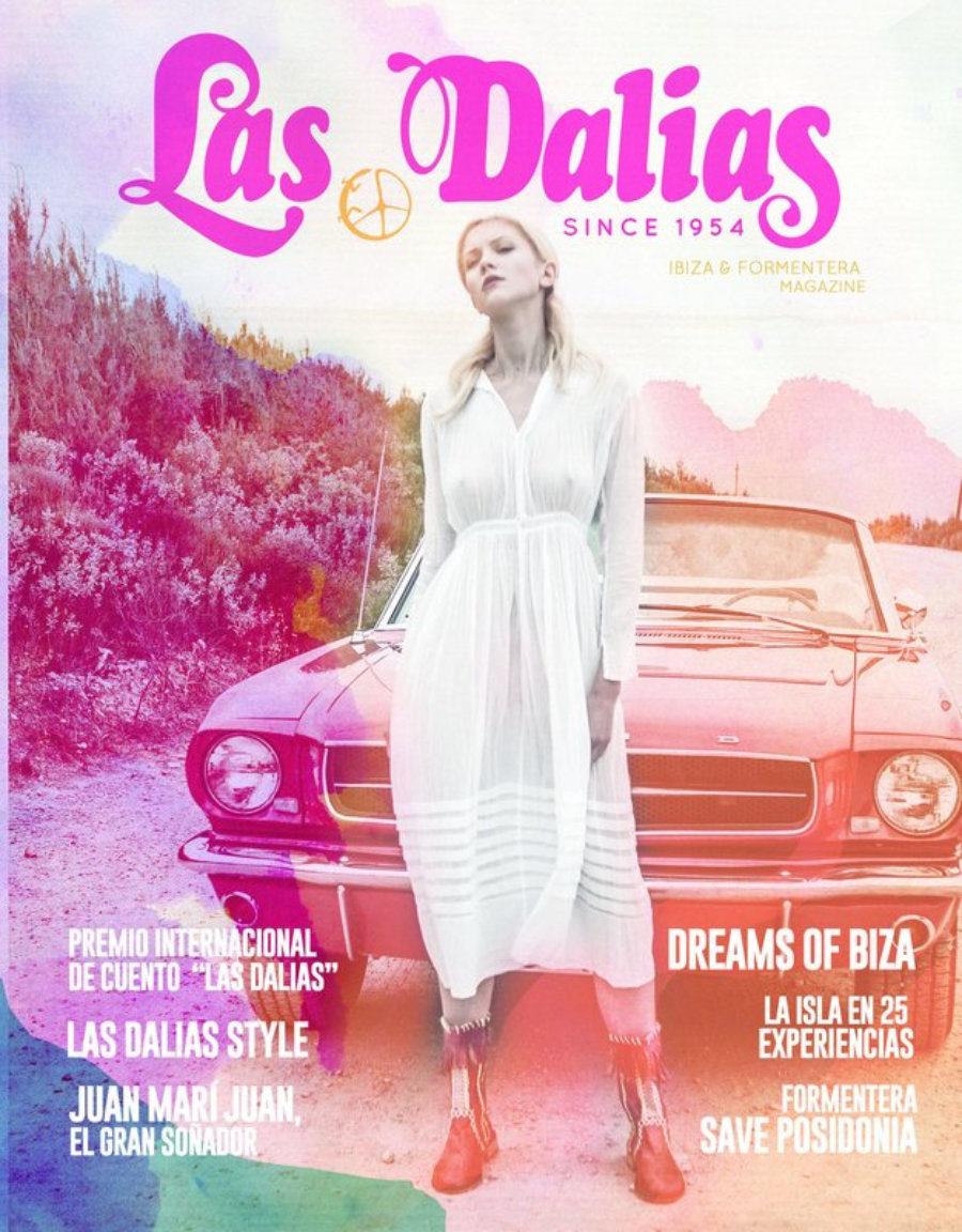 Las Dalias Ibiza y Formentera Magazine 2017