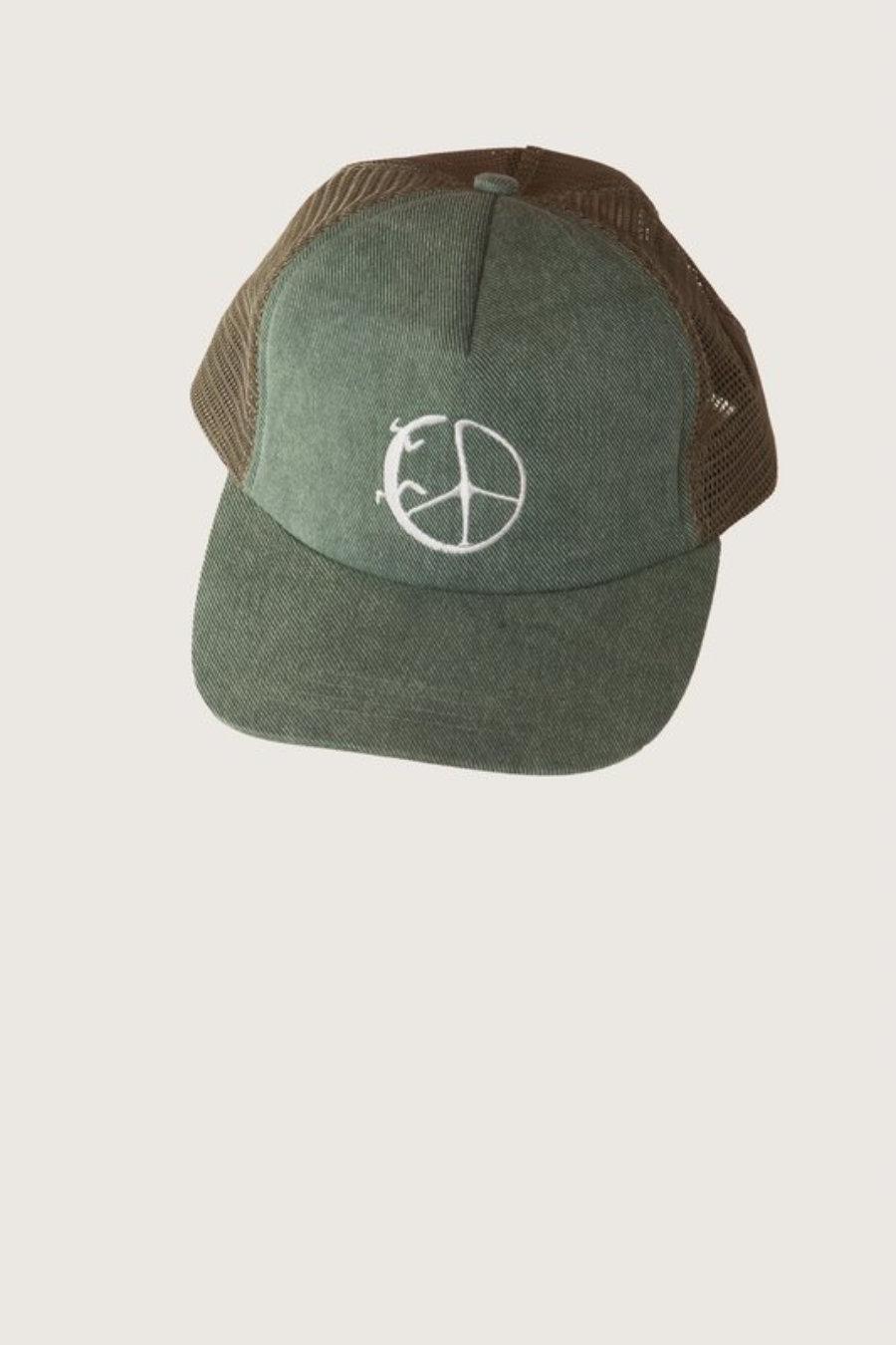Gorra con rejilla Las Dalias