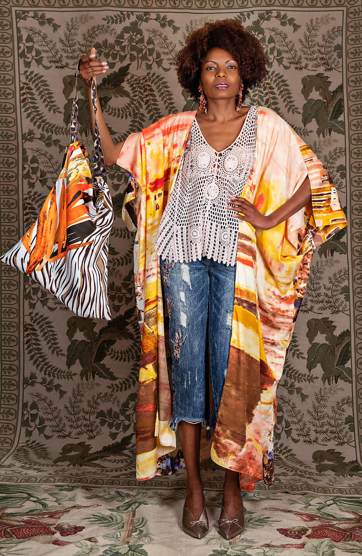 Kimono Mariposa