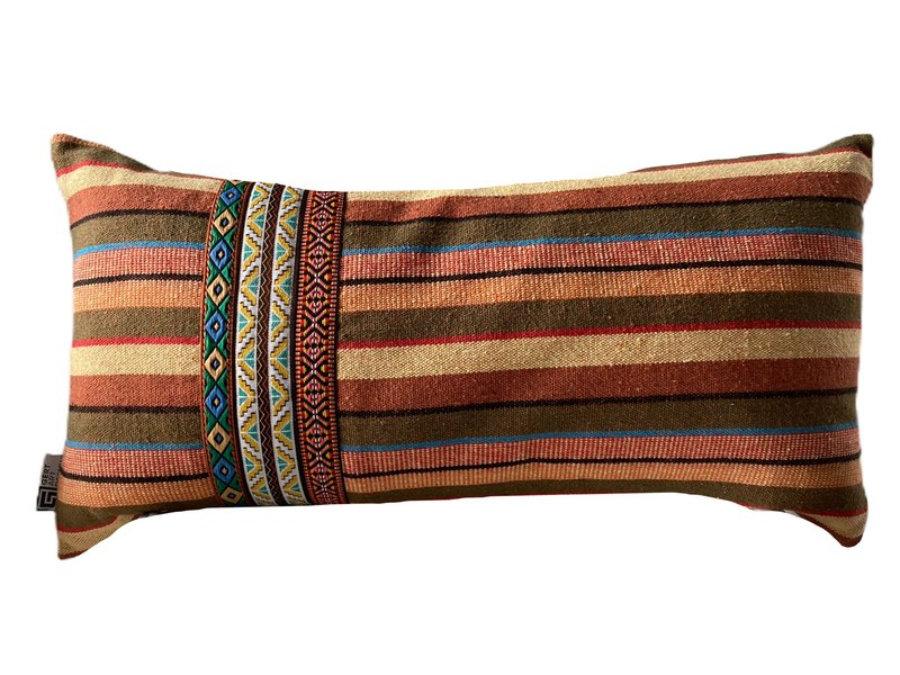 Navajo Tribal cushion