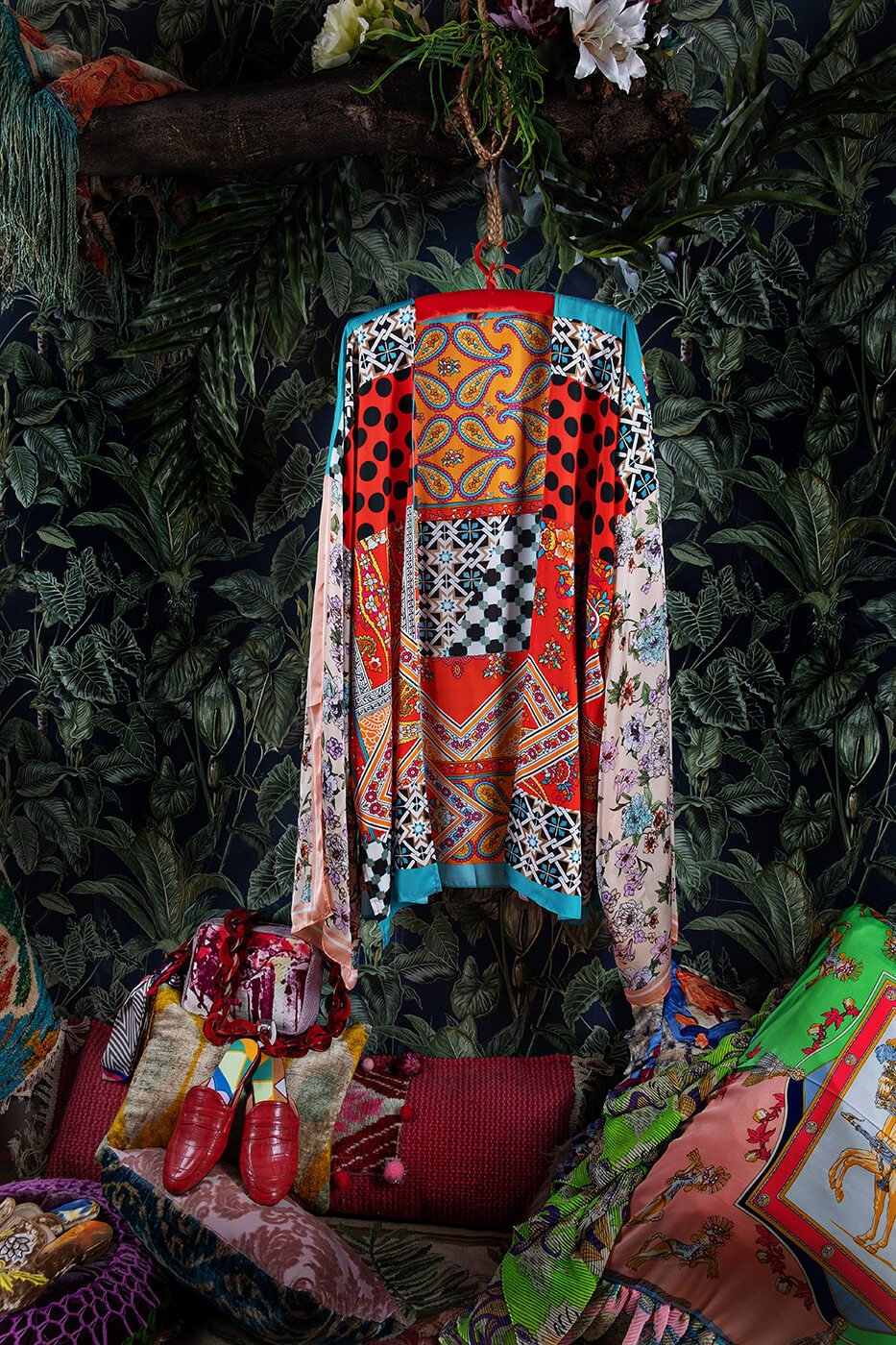 Kimono Corto Piccadilly