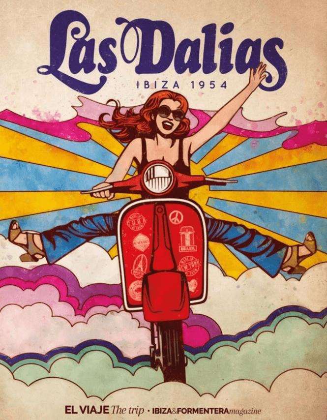 Las Dalias Ibiza y Formentera Magazine 2021