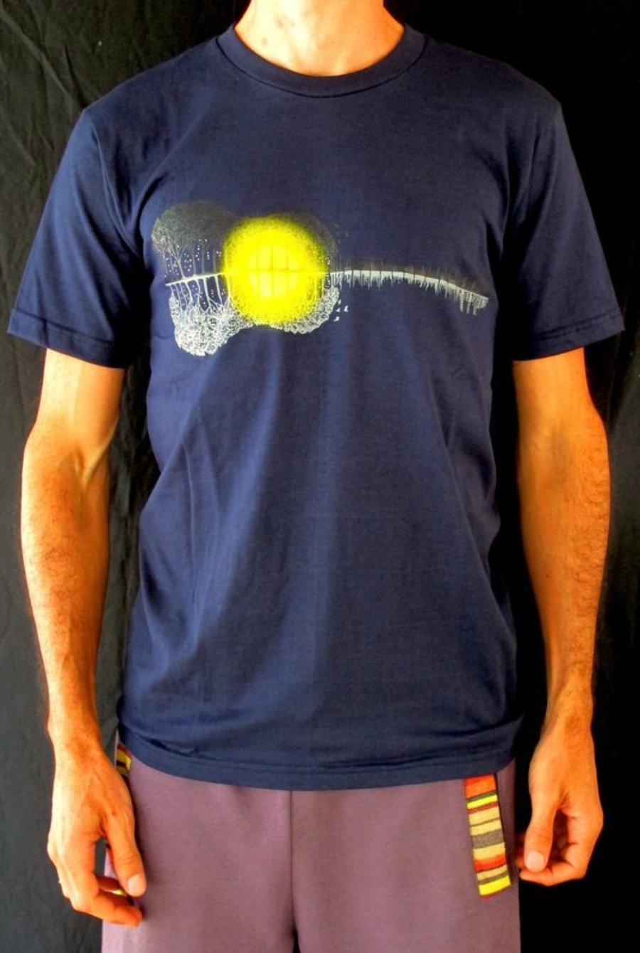 Camiseta Music Forest