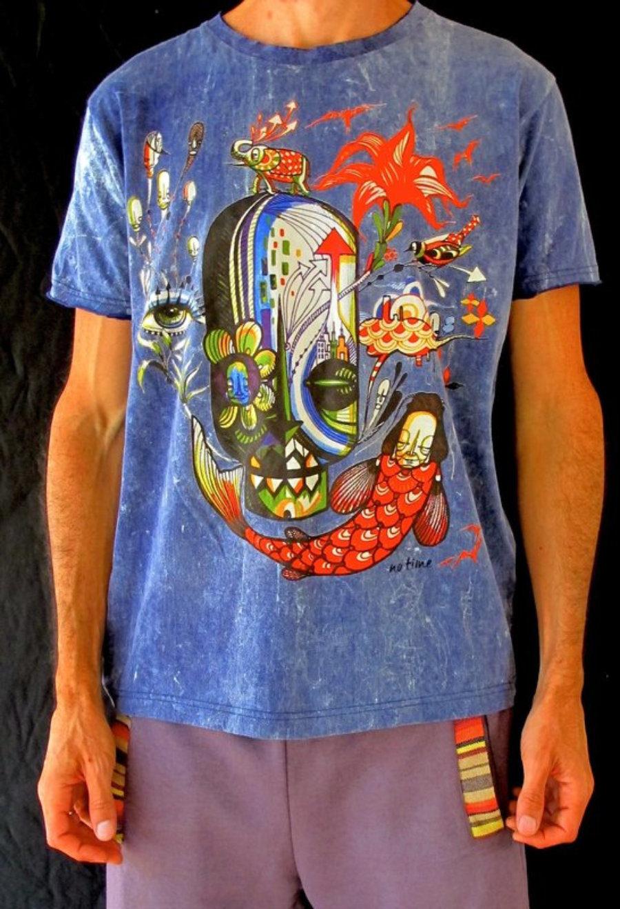 Camiseta Asia