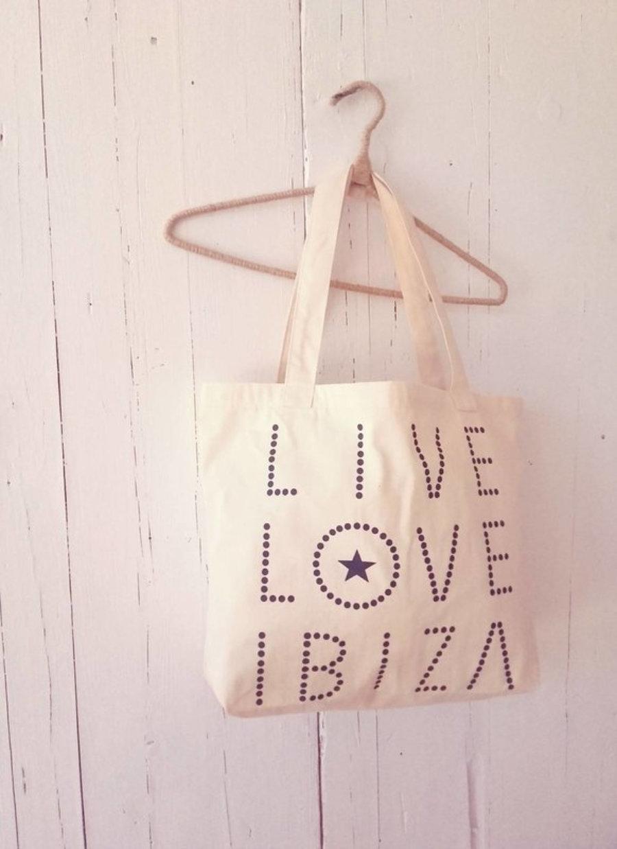 Bolsa Live Love Ibiza