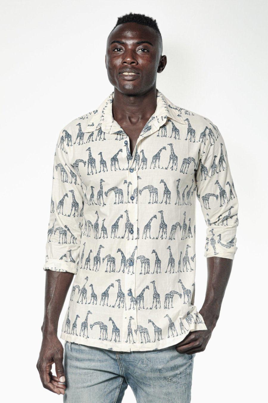 """Camisa BOB """"Jiraffe"""""""