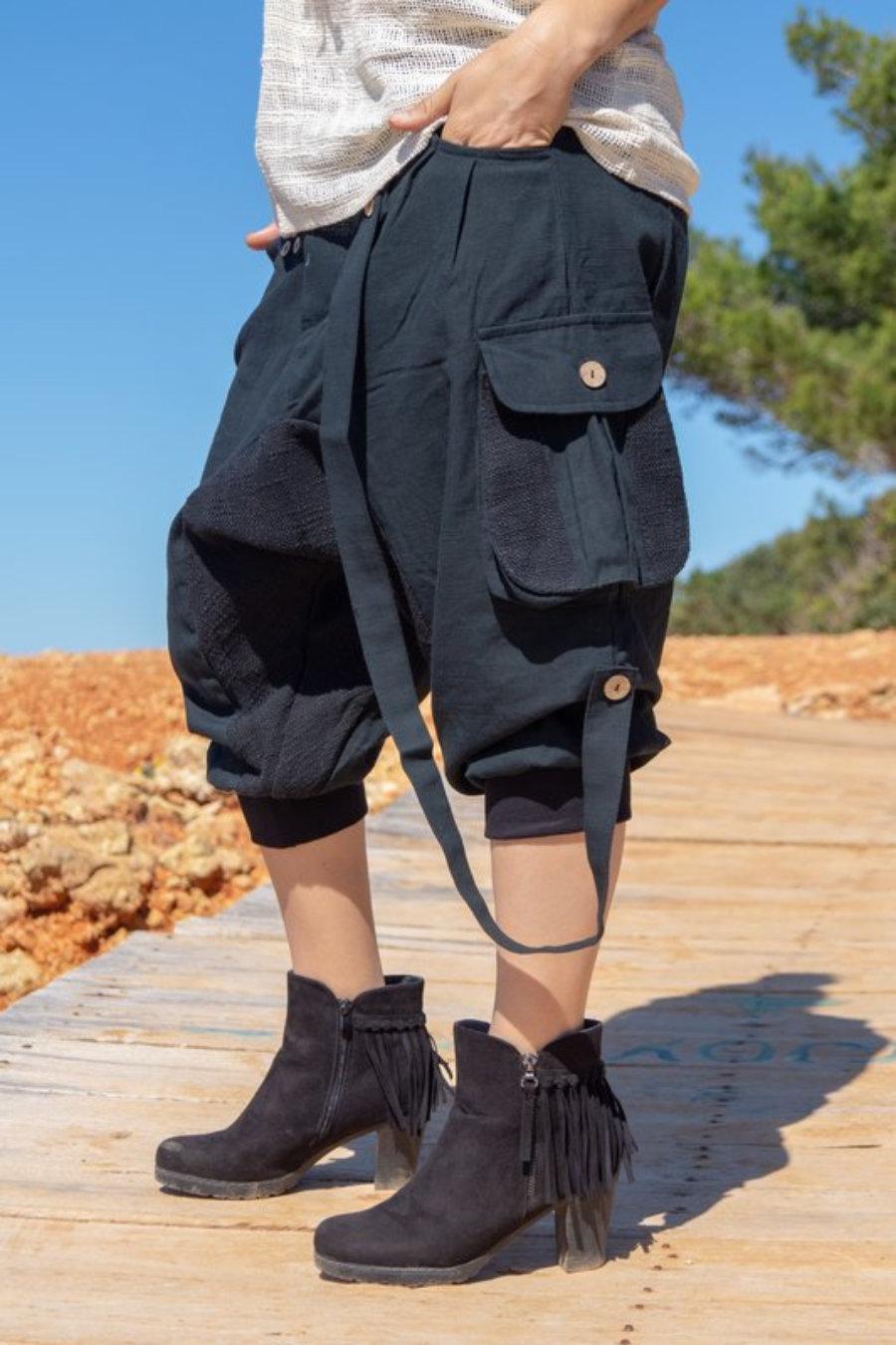 Pantalón pirata Goa