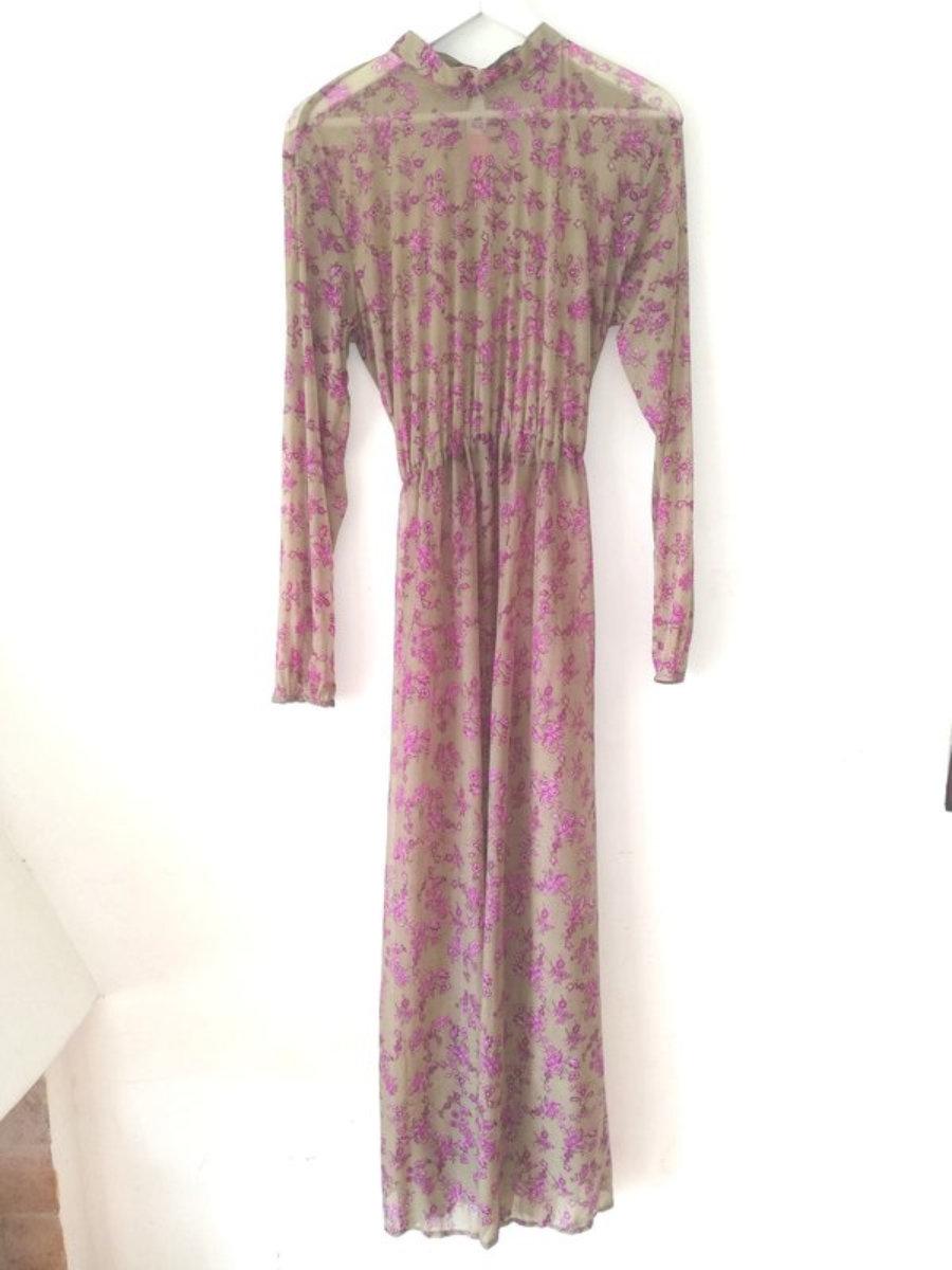 Tai Long sleeves Dress