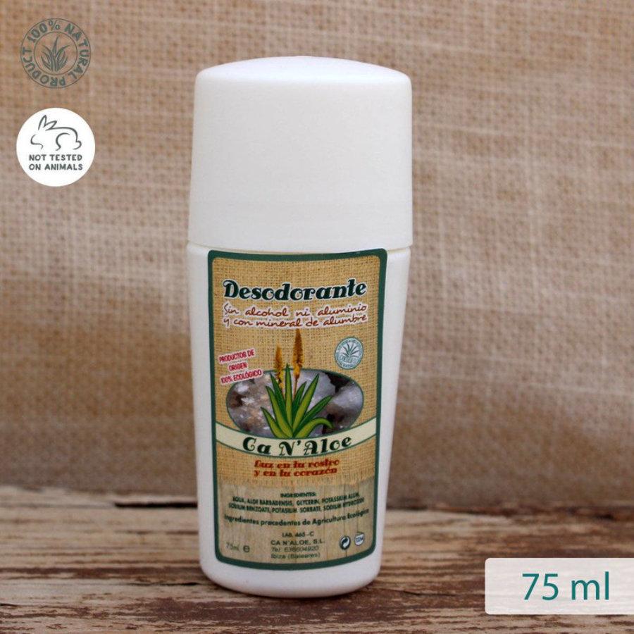 Desodorante con Aloe Vera y Alumbre