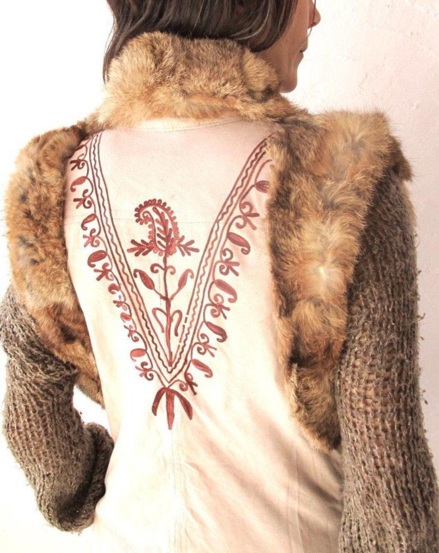Reversible Vest P&B