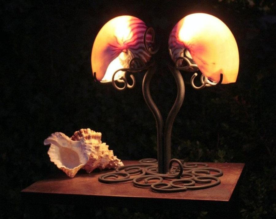 LAMPARA NAUTILUS