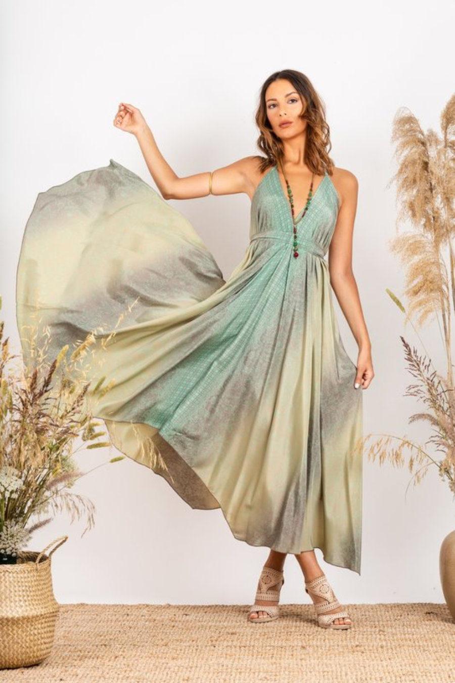 Amapola Long Dress
