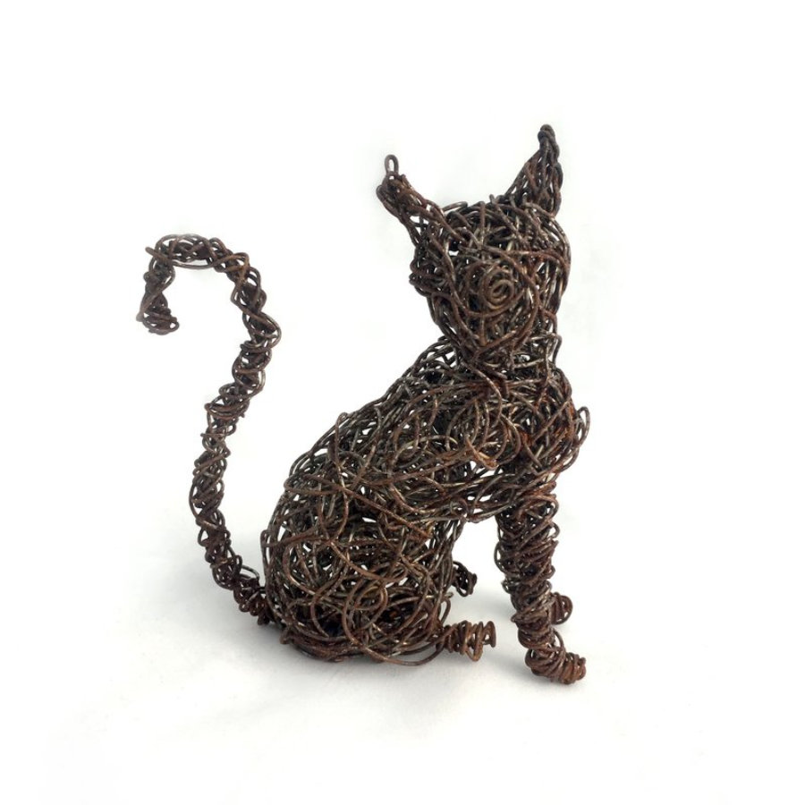 Wire cat