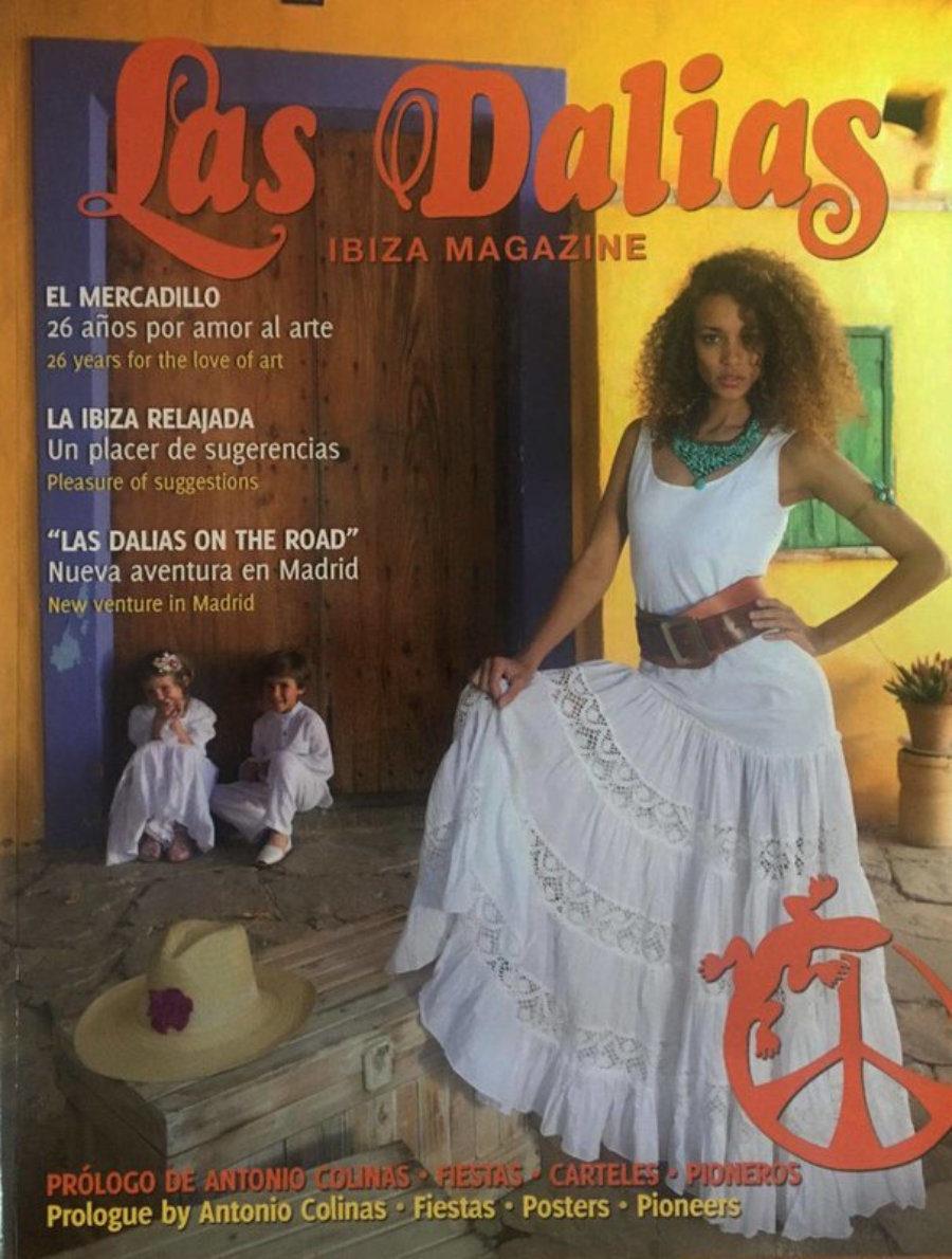 Las Dalias Ibiza y Formentera Magazine 2011
