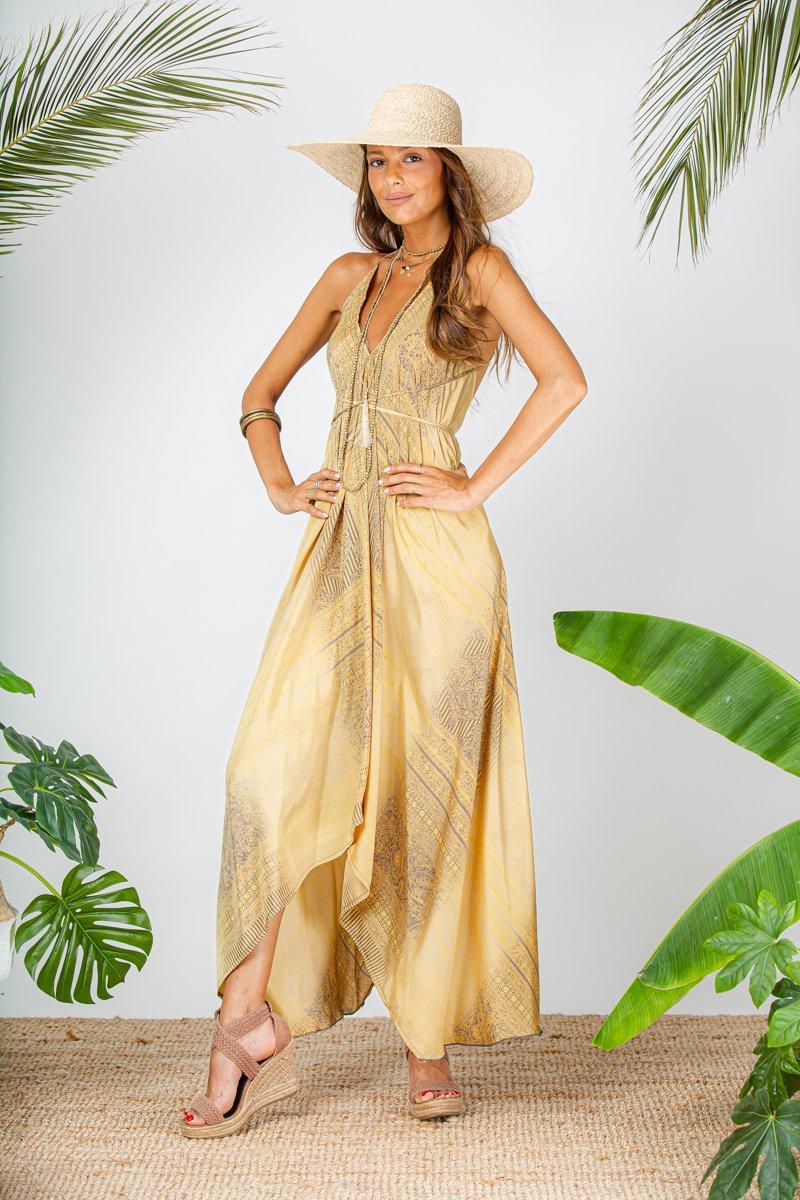 Dalia Vestido Largo