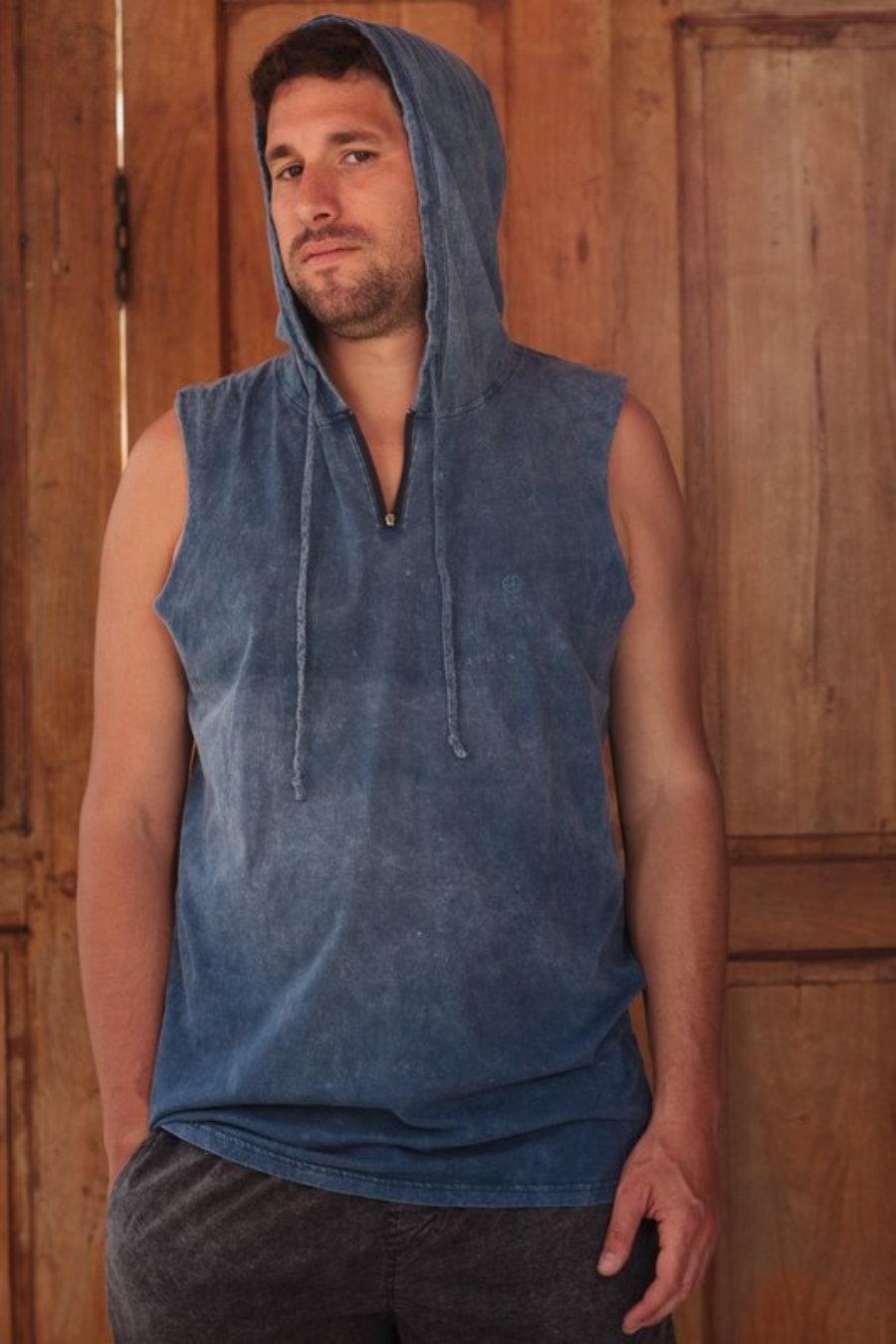 Camiseta Hood sin mangas