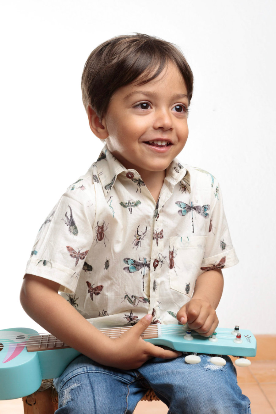 """Camisa PAU """"Insects"""""""