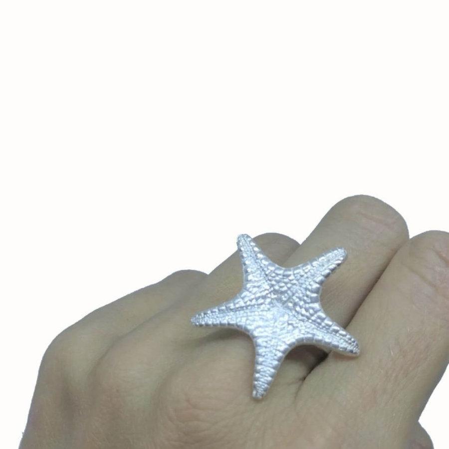 Big starfish ring