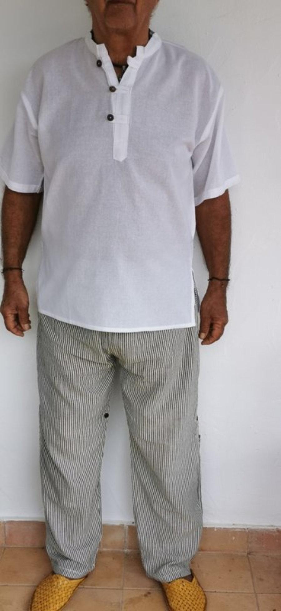 camisa sahara