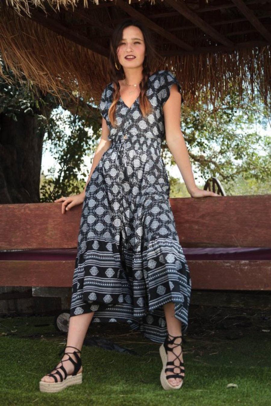 Vestido Kate Rusty