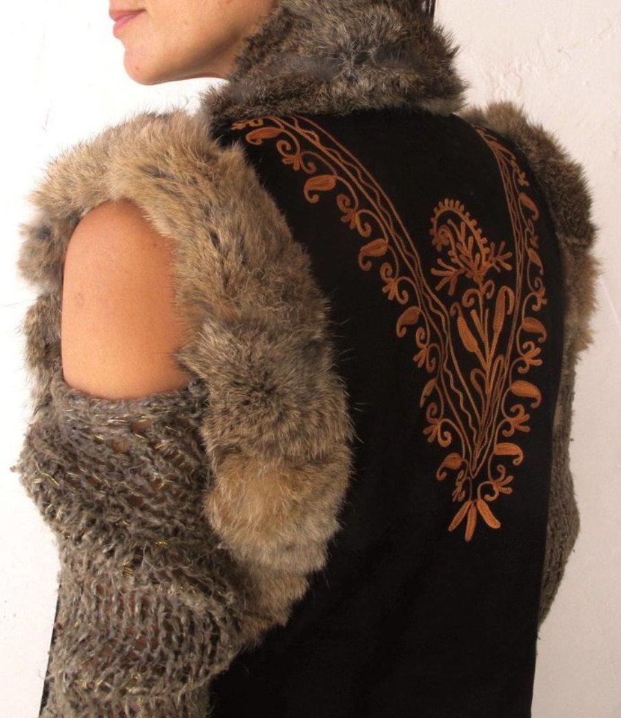 Reversible Vest B&B