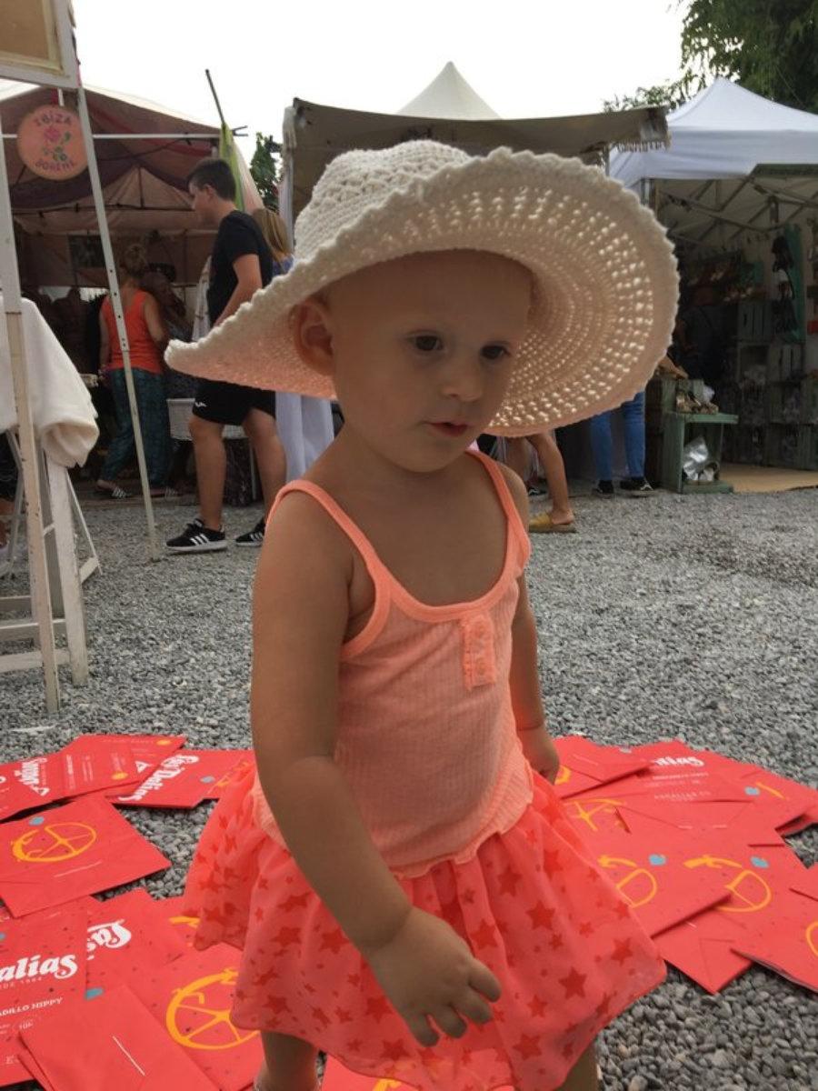 Sombreros De Algodón Orgánico 100%.  Para Niños De 2 A 12 Años.