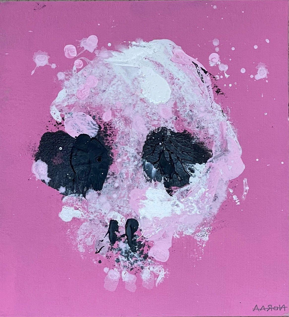 Pink Self Portrait Series 1.1