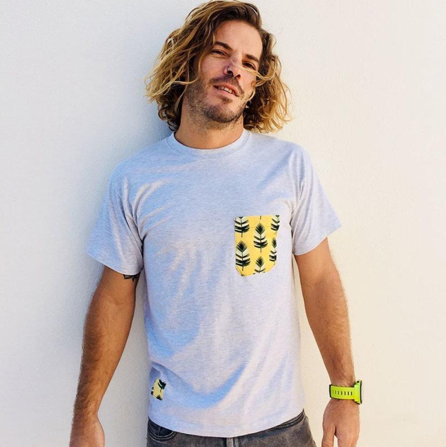 Palm Pocket T-shirt