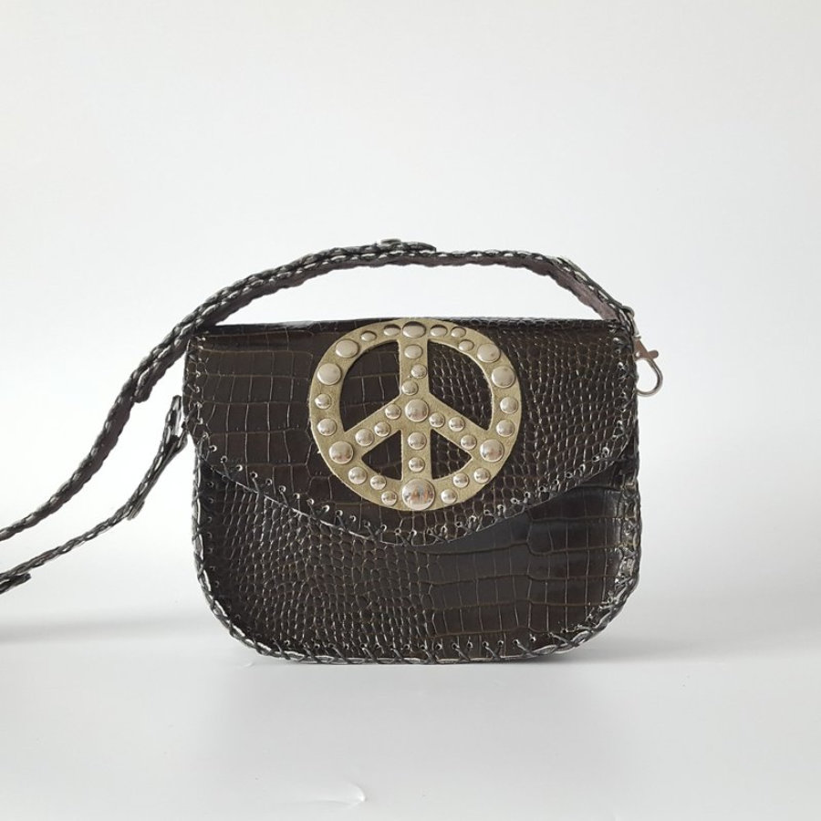 PEACE ANTARES BAG (with two flaps)