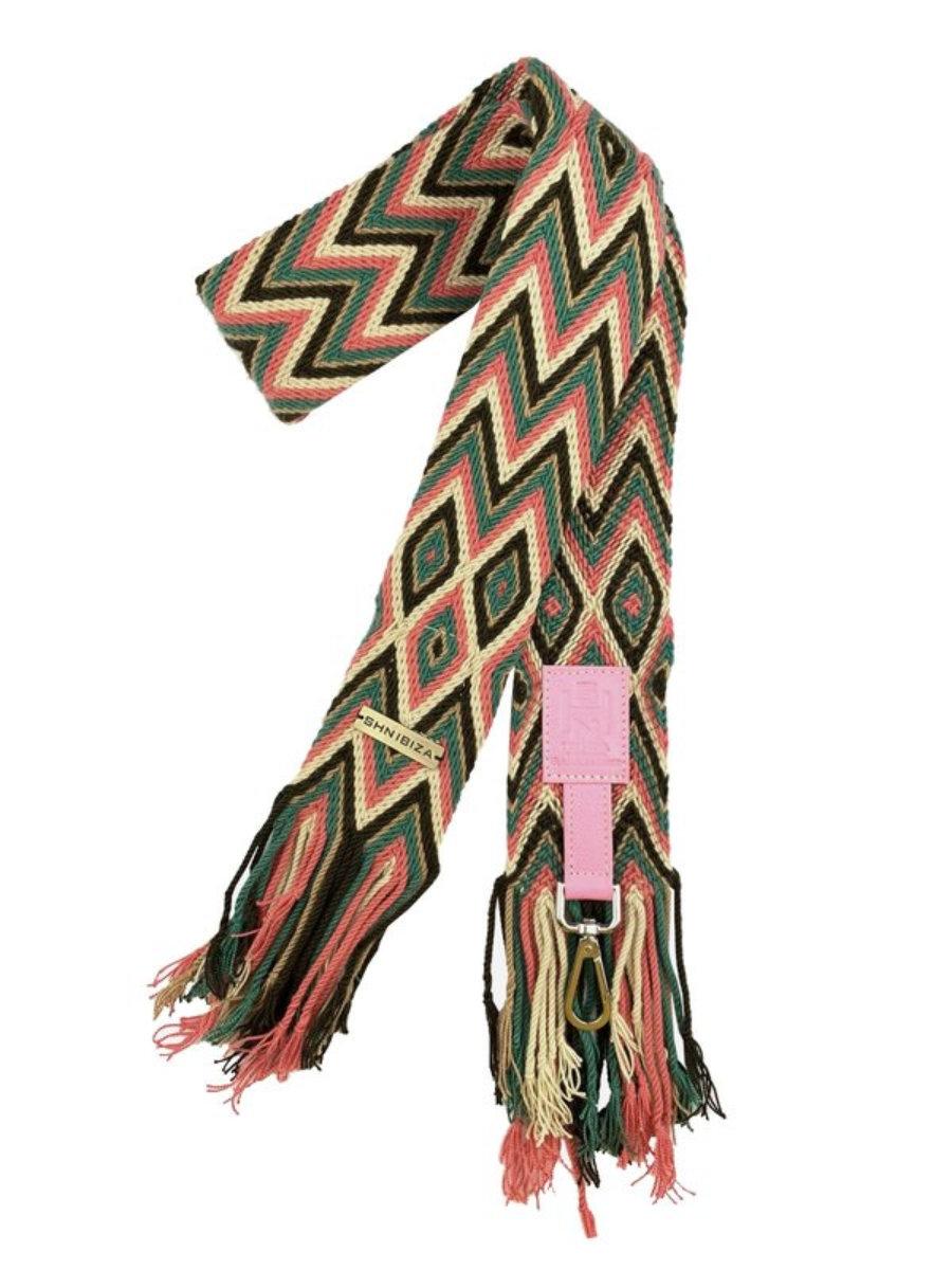 Strap Wayuu Arco Iris