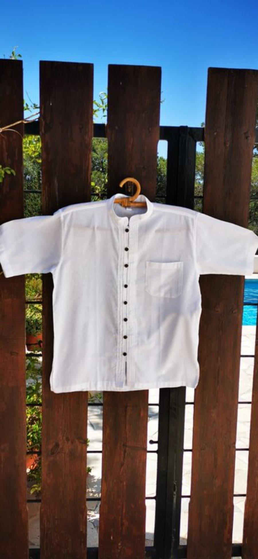 camisa yate