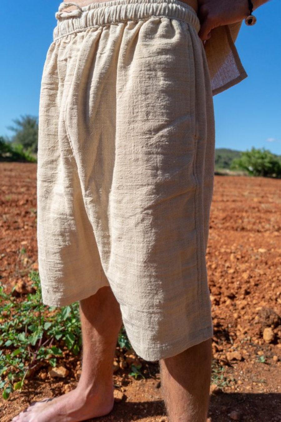 Pantalón corto manzanillo