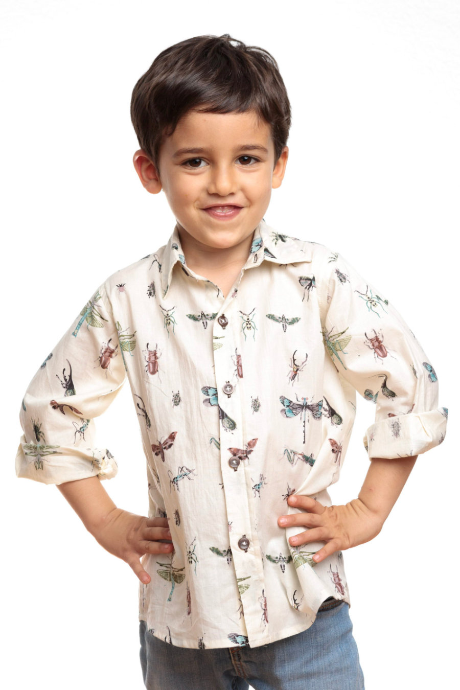 "Camisa NICK ""Insects"""