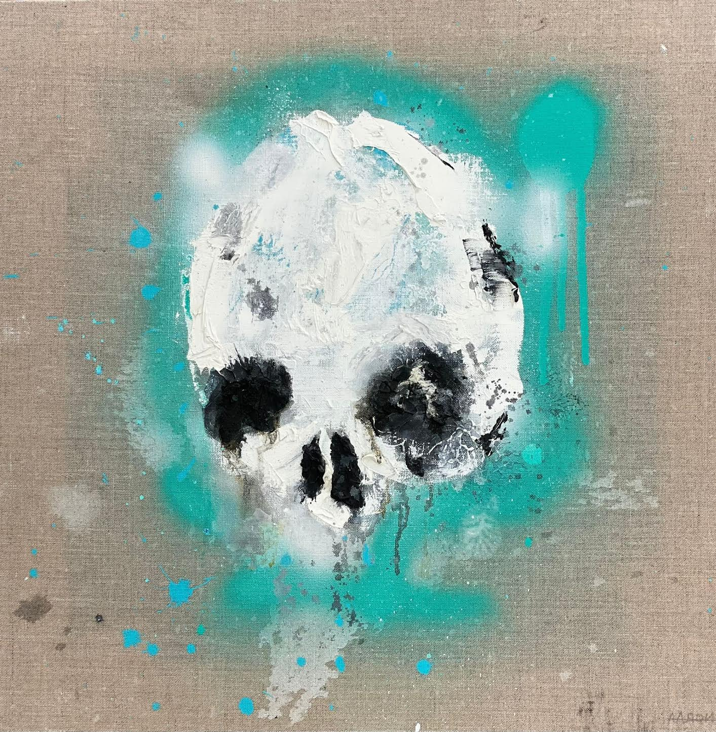 Skull Oil 4