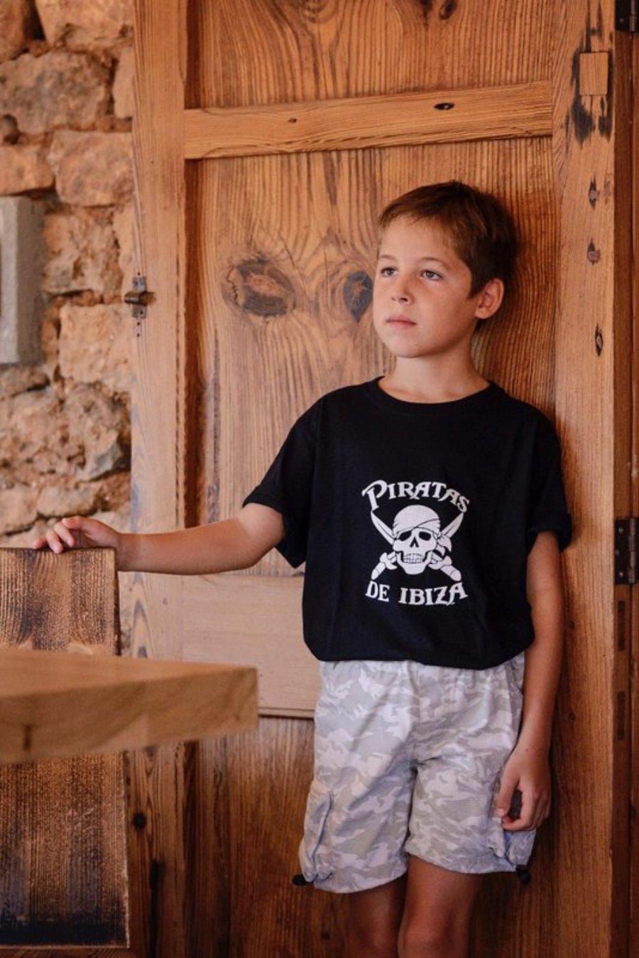 Camiseta Clásica Piratas