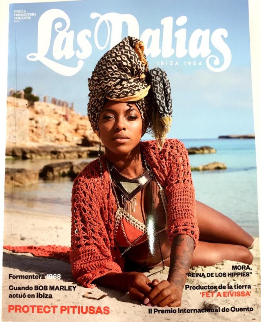 Las Dalias Ibiza y Formentera Magazine 2018