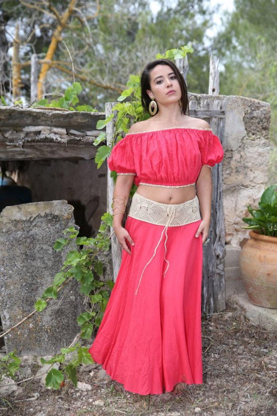 Falda Ondina
