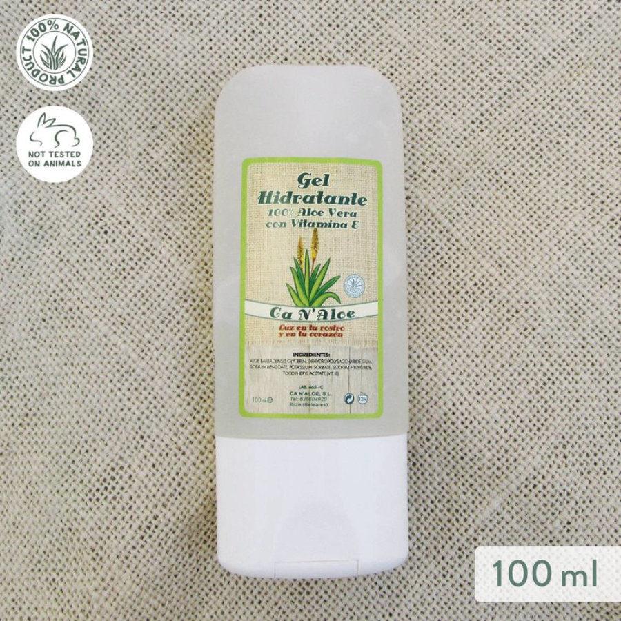 GEL HIDRATANTE Aloe vera 100%