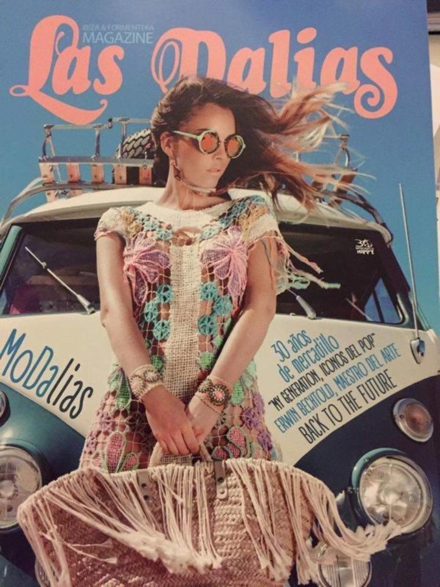 Las Dalias Ibiza & Formentera Magazine 2015