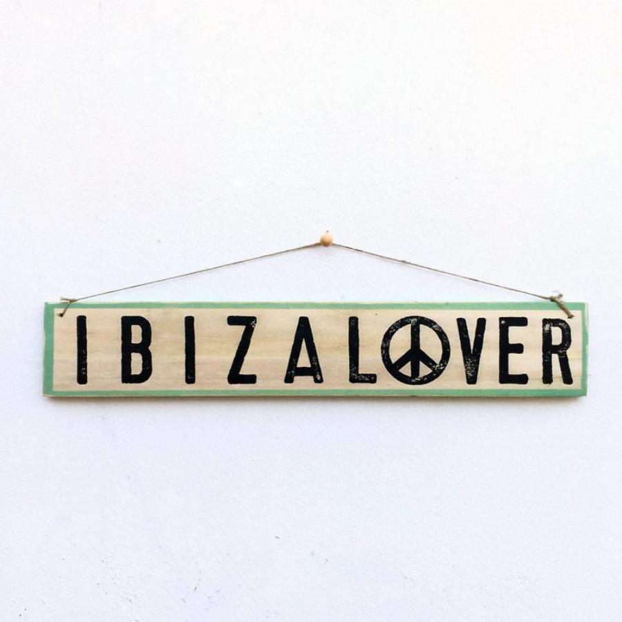 CARTEL IBIZA LOVER - ENKAJA IBIZA