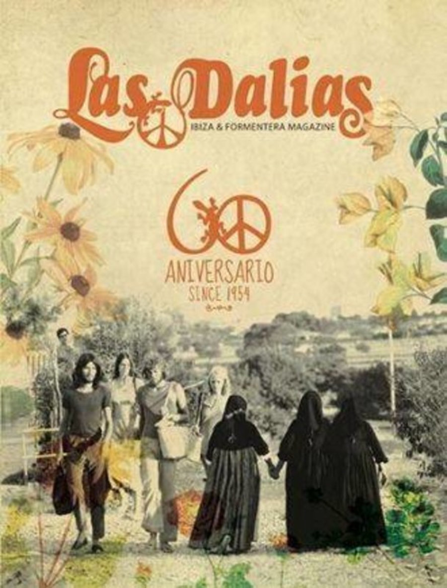 Special book of the 60th Anniversary of Las Dalias