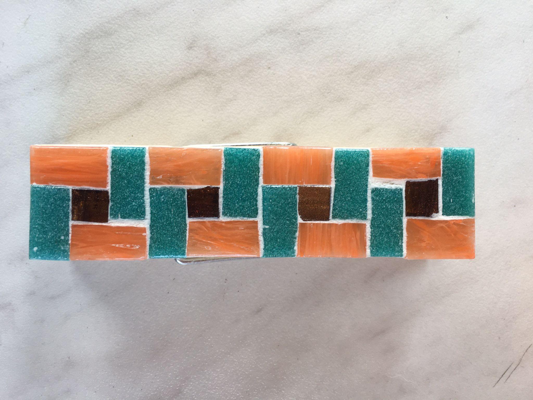 Pinzas Madera/Mosaico