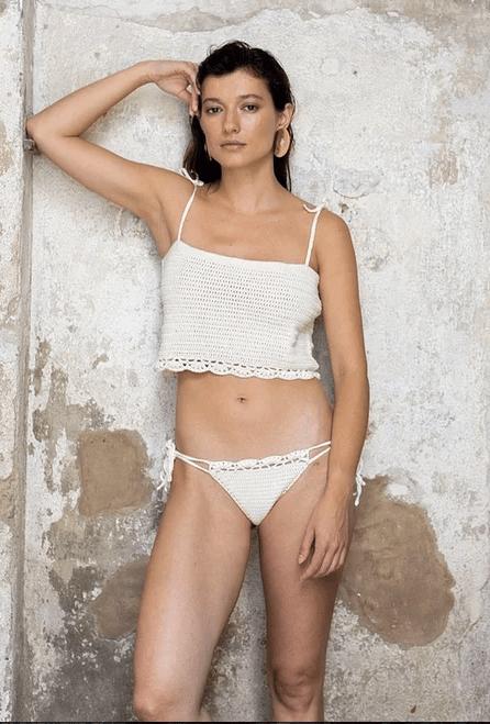 Crochet Crop Top